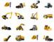 Kategorie maszyn budowlanych do wynajęcia